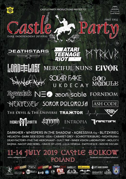 26. edycja Castle Party Dark Independent Festival