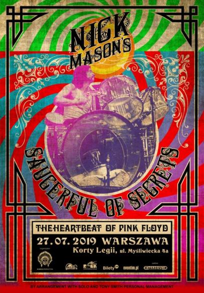 Summer Fog Festival - Nick Mason's Saucerful of Secrets