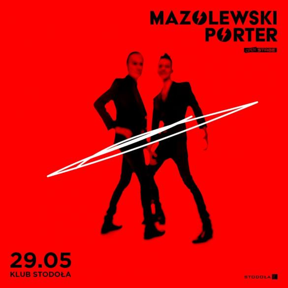 Wojtek Mazolewski i John Porter