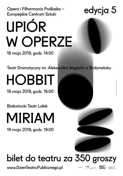 Dzień Teatru Publicznego w Białymstoku