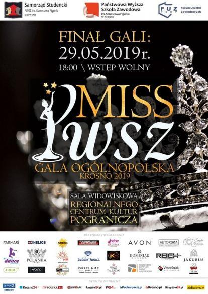 6. Ogólnopolska Gala MISS PWSZ