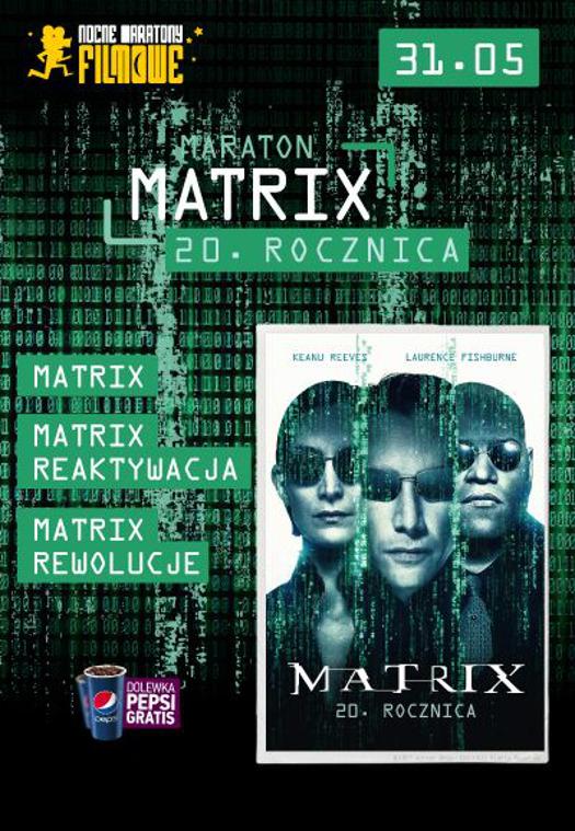 Maraton Matrix - 20. rocznica w Heliosie