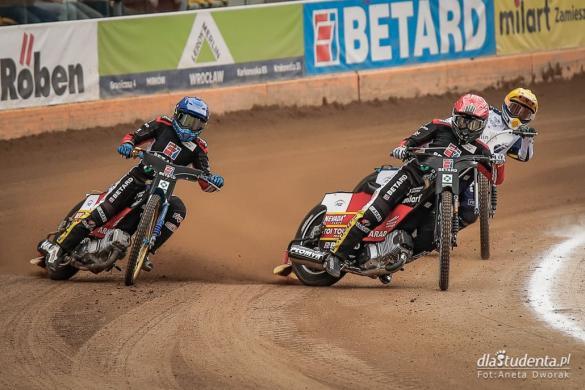 WTS Sparta Wroclaw - Speedcar Motor Lublin 47:43