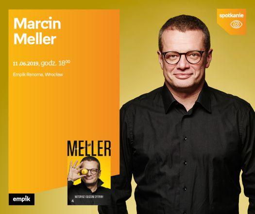 Spotkanie z Marcinem Mellerem