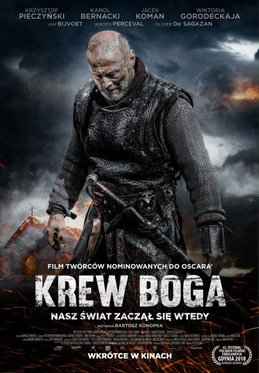 Krew Boga - premierowy pokaz filmu z udziałem twórców