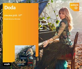 Doda - spotkanie z fanami