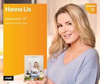 Hanna Lis - spotkanie w Empiku