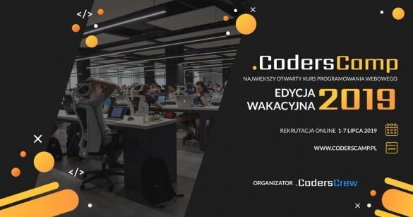 CodersCamp 2019