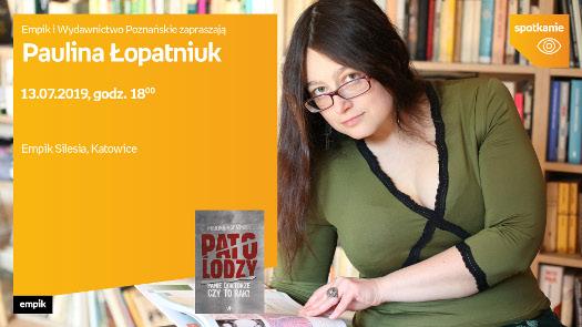 Paulina Łopatniuk w Empiku Silesia