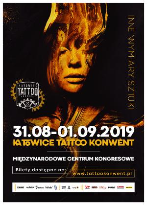 Katowice Tattoo Konwent 2019