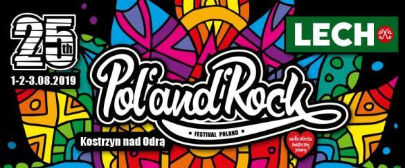 Pol'and'Rock Festival 2019 - dzieńpierwszy