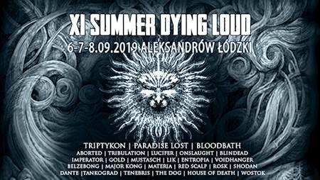 Summer Dying Loud - dzieńpierwszy