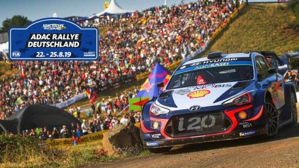 ADAC Rallye Deutschland 2019 - dzień czwarty