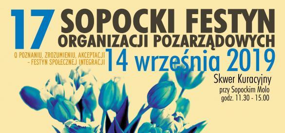 XVII Sopocki Festiwal Organizacji Pozarządowych