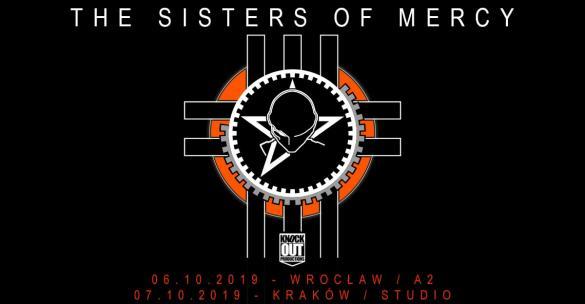 The Sisters of Mercy zagrali w Krakowie