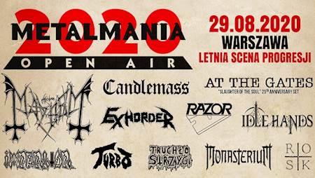 Metalmania 2020
