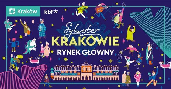 Sylwester 2019/2020 w Krakowie