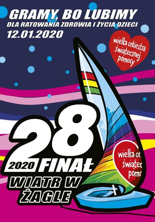 28. Finał WOŚP 2020: Światełko do nieba w Warszawie