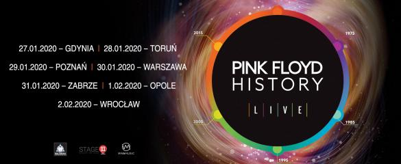 Tribute to Pink Floyd History