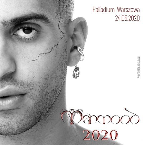 Mahmood European Tour 2020