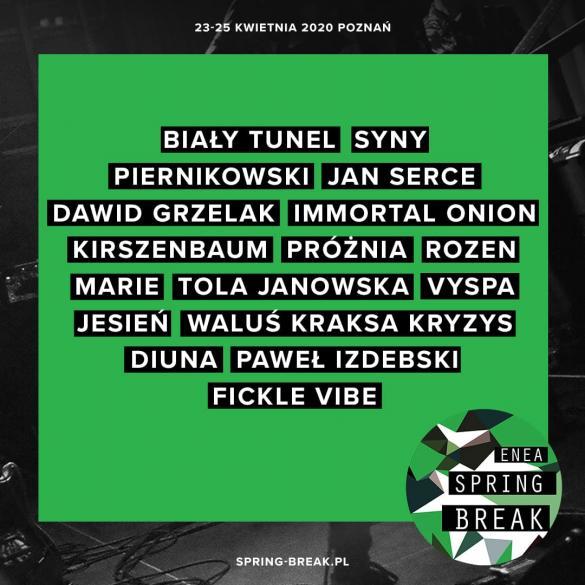 Enea Spring Break 2020