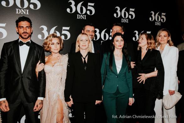 """Uroczysta premiera filmu """"365 dni"""""""