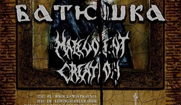 Batushka (Drabikowski) + Malevolent Creation