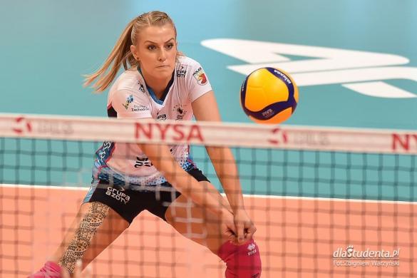 Puchar Polski w siatkówce kobiet:Grupa Azoty Chemik Police - Developres SkyRes Rzeszów 3:2