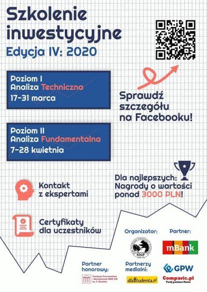 Szkolenie Inwestycyjne 2020