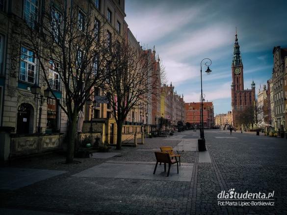 Koronawirus: Gdańsk w obliczu kwarantanny