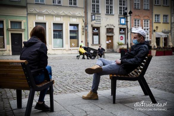 Koronawirus: Gdańsk w czasie epidemii
