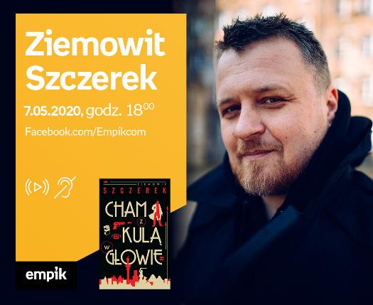 Ziemowit Szczerek - spotkanie autorskie