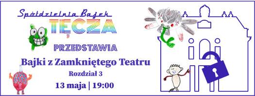 Wrocławski Teatr Lalek zaprasza na Bajki z Zamkniętego teatru