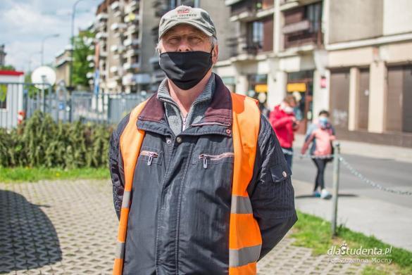 Koronawirus: Łódź w czasie epidemii