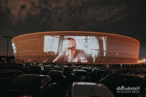 Koronawirus: Kino samochodowe we Wrocławiu