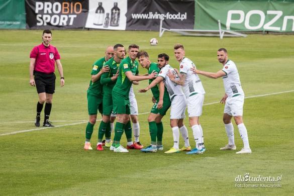 Warta Poznań - Olimpia Grudziądz 2;0