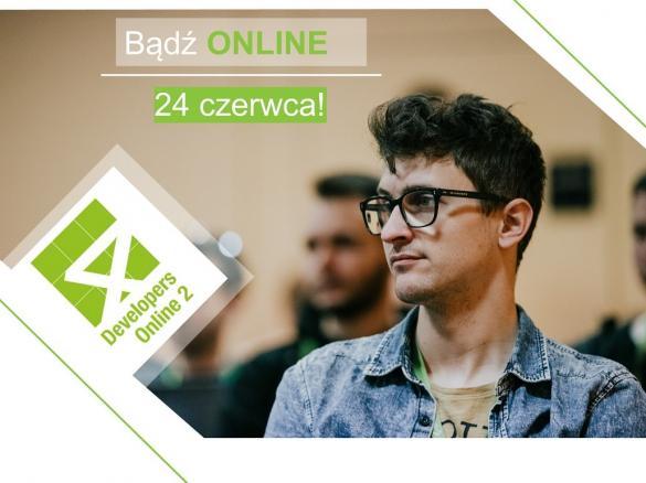 4Developers Online 2020 - edycja II