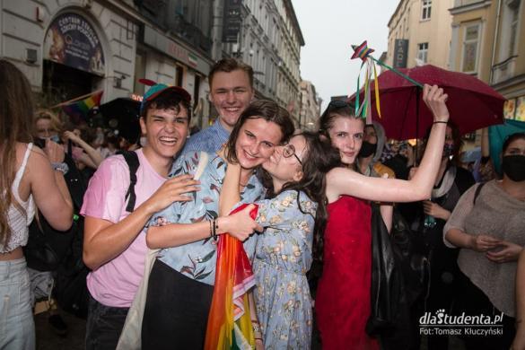 Manifa w Poznaniu: Jestem człowiekiem, nie ideologią