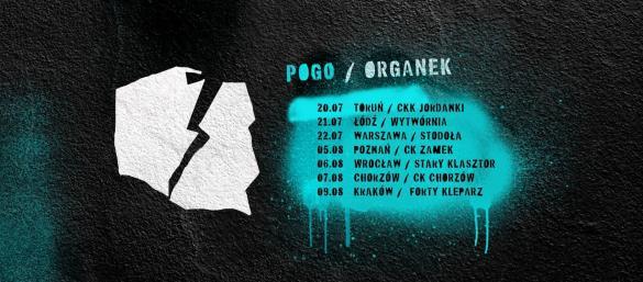 Organek - Pogo mini tour 2020