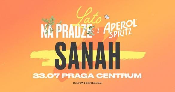 Lato na Pradze: Sanah