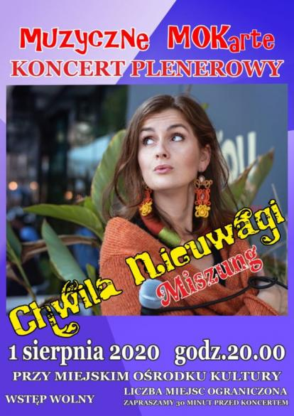 Chwila Nieuwagi - koncert na leżakach