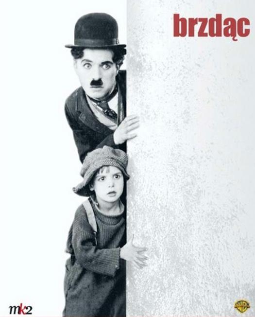 W starym kinie z Charliem Chaplinem: Brzdąc