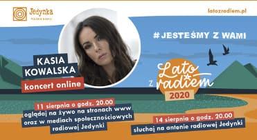 Kasia Kowalska - On-line