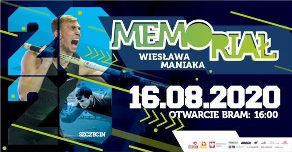 3. Memoriał Wiesława Maniaka