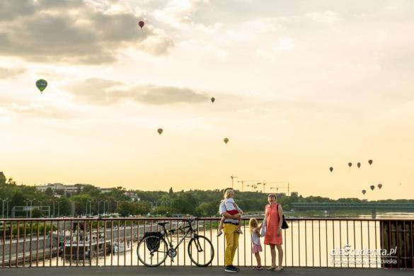 Balonowy Cud nad Wisłą - obchody 100-lecia Bitwy Warszawskiej