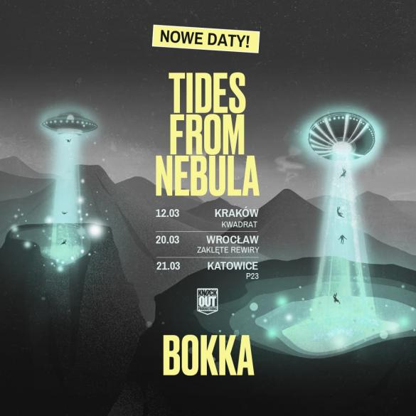 Tides From Nebula