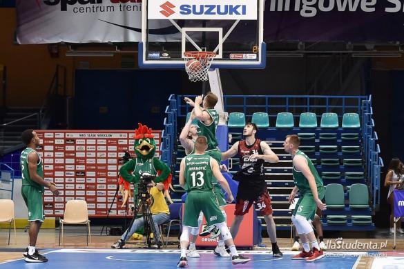 WKS Śląsk Wrocław - Enea Astoria Bydgoszcz 90 : 66