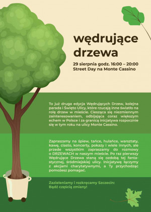 Wędrujące Drzewa 2020