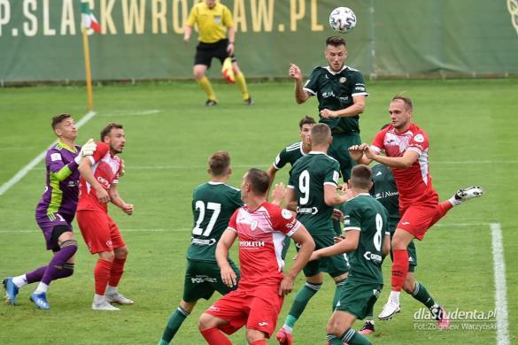 WKS Śląsk Wrocław II - Skra Częstochowa 0:1