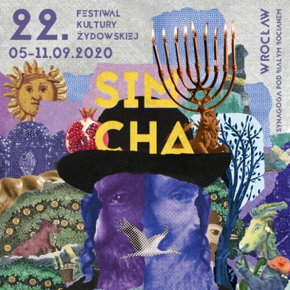 22.Festiwal Kultury Żydowskiej Simcha: Roksana Vikaluk - Ojfn Weg